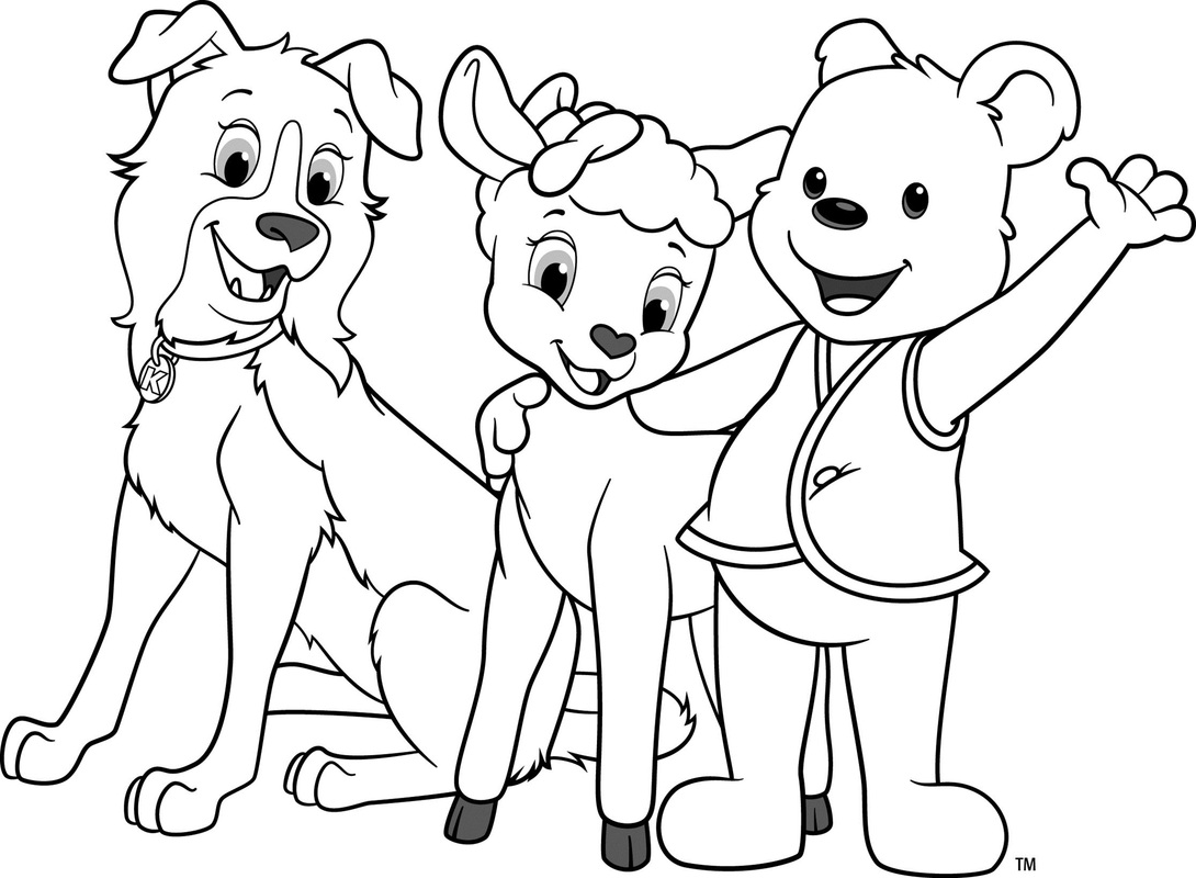 awawa coloring pages - photo#2